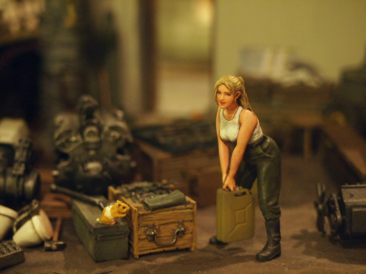 New Heer '46 figs from Aurora Ml046-1